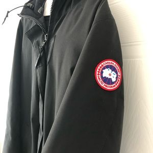 Canada Goose Victoria Jacket, Black, Large